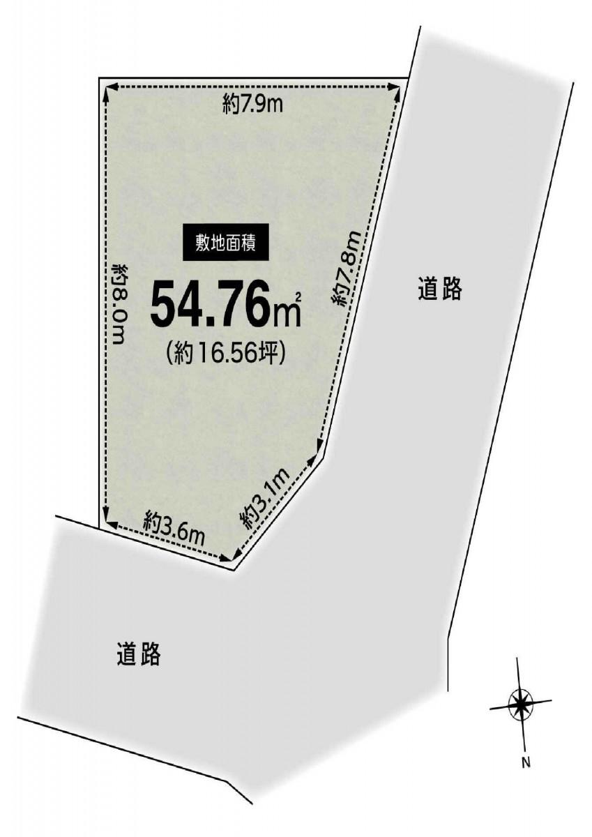 奥海印寺・土地 価格1480万円 イメージ