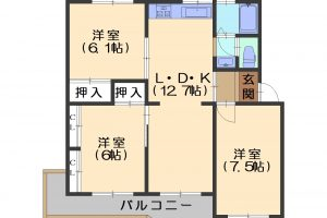 プラン1階 イメージ