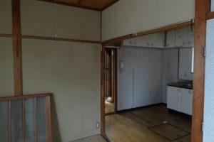 円明寺戸建・リノベーション 総額約500万円 BEFORE 1