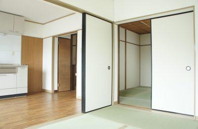円明寺ヶ丘団地・リノベーション 総額約130万円 AFTER