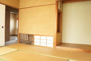 円明寺テラスハウス・拘りリノベーション2020 BEFORE 8