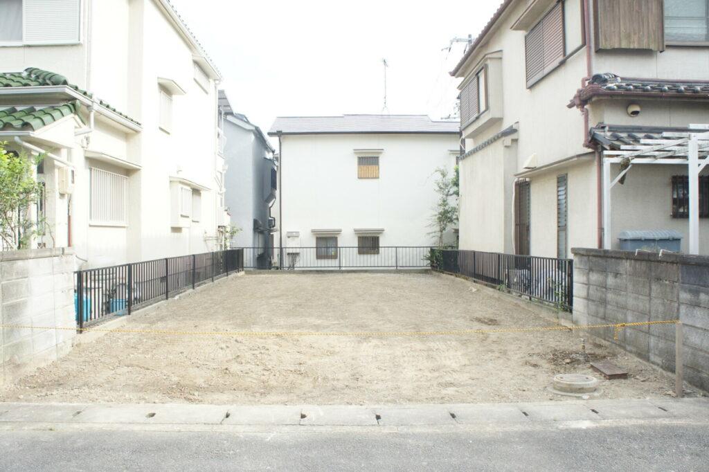 解体工事・木造一戸建住宅 AFTER