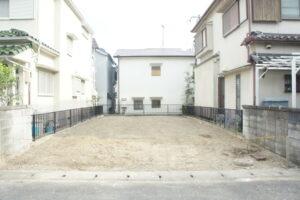 解体工事・木造一戸建住宅 AFTER 0
