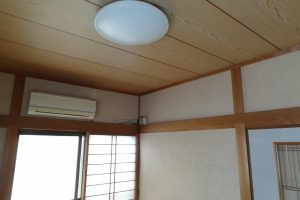戸建住宅 DK・和室変更工事 総額約175万円 BEFORE 5