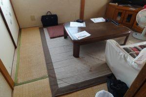 戸建住宅 DK・和室変更工事 総額約175万円 BEFORE 2