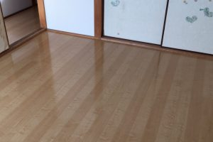 戸建住宅 DK・和室変更工事 総額約175万円 AFTER 1