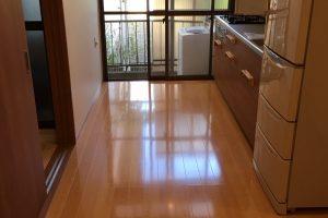 戸建住宅 DK・和室変更工事 総額約175万円 AFTER 0
