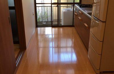 戸建住宅 DK・和室変更工事 総額約175万円 AFTER